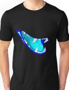 Mouth (Blue) Unisex T-Shirt