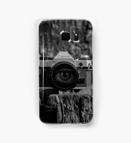 Behind the Lens Samsung Galaxy Case/Skin