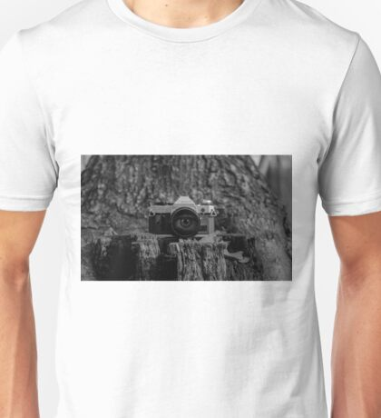 Behind the Lens Unisex T-Shirt