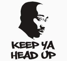 2Pac Keep Ya Head Up by zeephattony