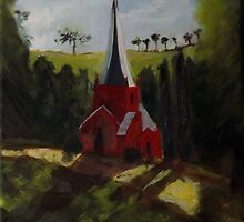 Steeple by KeLu