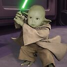 Yoda Baby by givengraphics