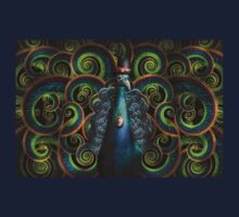 Steampunk - Pretty as a peacock One Piece - Long Sleeve