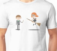 Bullie & Duck Play Harry Potter Unisex T-Shirt