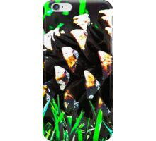 Pine Cone Fun iPhone Case/Skin