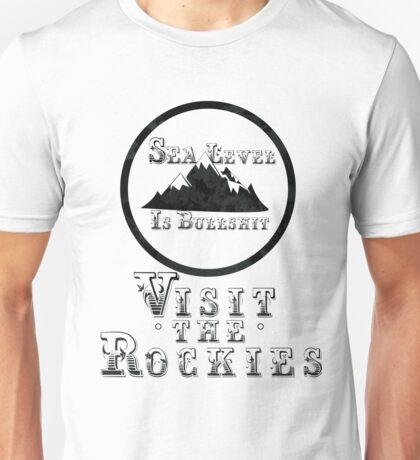 Visit The Rockies Unisex T-Shirt
