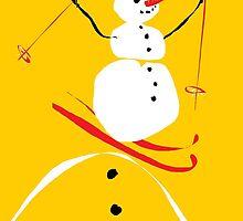 Ski Wee by Wendy Wahman