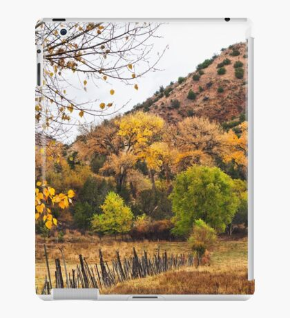 Chimayo Hills iPad Case/Skin