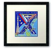 Expedition 9 Framed Print