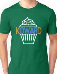 Koward T Shirt with Cupcake Unisex T-Shirt