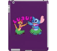 Luau! iPad Case/Skin