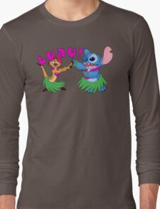 Luau! Long Sleeve T-Shirt