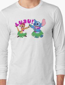 Luau! Long Sleeve T-Shirt