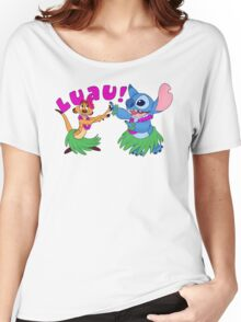 Luau! Women's Relaxed Fit T-Shirt