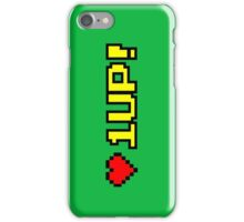 8-bit 1UP iPhone Case/Skin