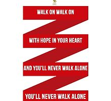 You'll Never Walk Alone by JuzaShannon
