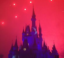 Wishes Magic Kingdom by Whittwitty