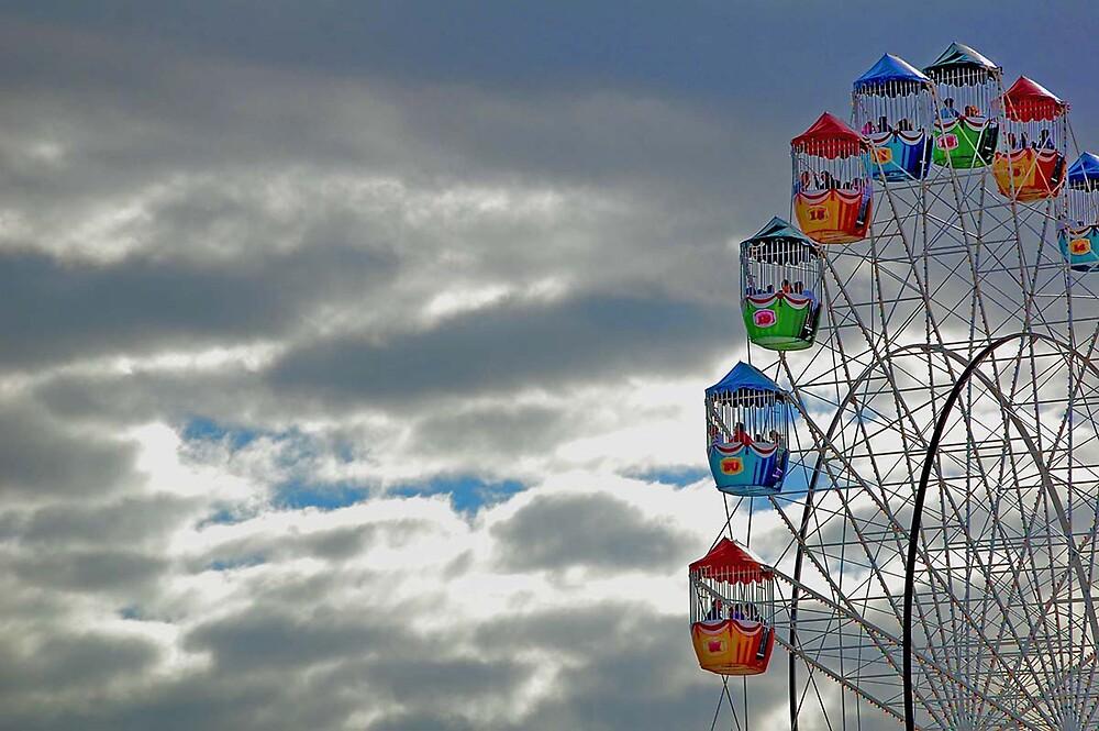 Ferris Wheel by Sarah Moore