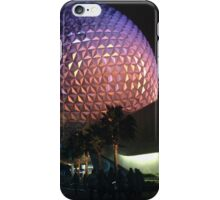 Epcot Night iPhone Case/Skin
