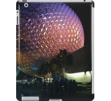 Epcot Night iPad Case/Skin