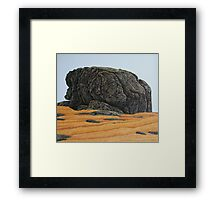 Lonley Place Framed Print