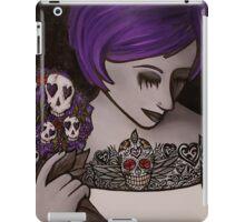 Bride of Death iPad Case/Skin