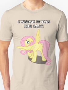 For the Plot (Fluttershy) T-Shirt