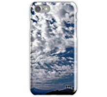 Cloudy Landscape iPhone Case/Skin