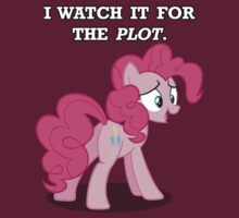For the Plot (Pinkie) by vigorousjammer