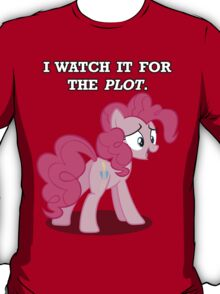 For the Plot (Pinkie) T-Shirt