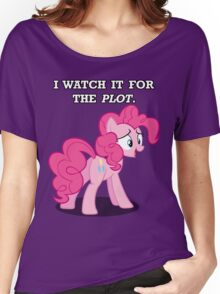For the Plot (Pinkie) Women's Relaxed Fit T-Shirt