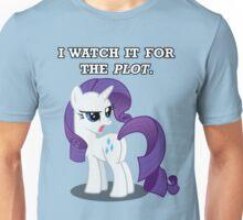For the Plot (Rarity) Unisex T-Shirt