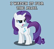 For the Plot (Rarity) Unisex T-Shirt