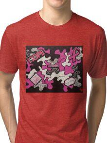 Breast Cancer Survivor Tri-blend T-Shirt