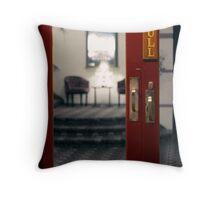 Doorway To The Past Throw Pillow