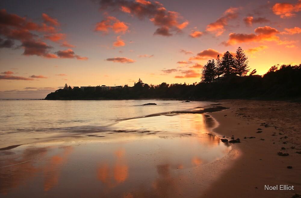 Tilbury Cove Sunrise by Noel Elliot