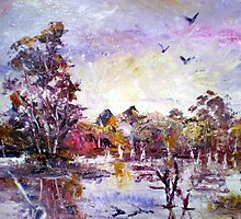 Bayswater Bird Sanctuary.. by David Hinchliffe