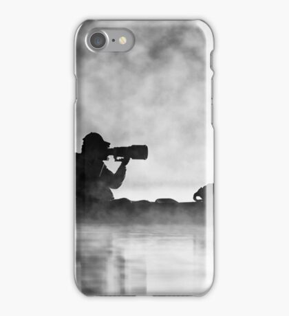Getting the Image... iPhone Case/Skin
