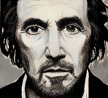 Al Pacino by Lee Wilde