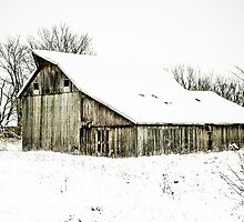 Midwest Barn by Dawn Crouse