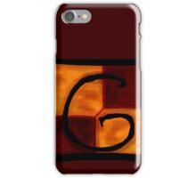 Gryffindor Banner iPhone Case/Skin