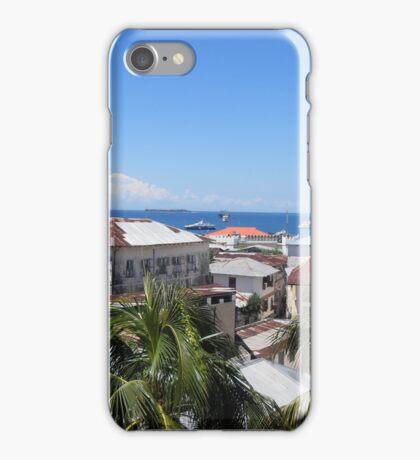 Zanzibar Rooftop iPhone Case/Skin