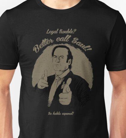 Legal Trouble Unisex T-Shirt