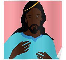 Hip Hop Jesus Poster