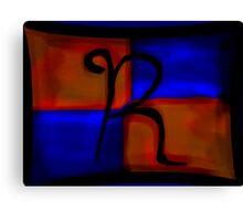 Ravenclaw Banner Canvas Print