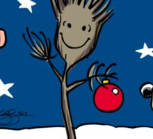 Groot Christmas Sticker