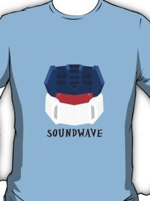 Soundwave [G1] T-Shirt