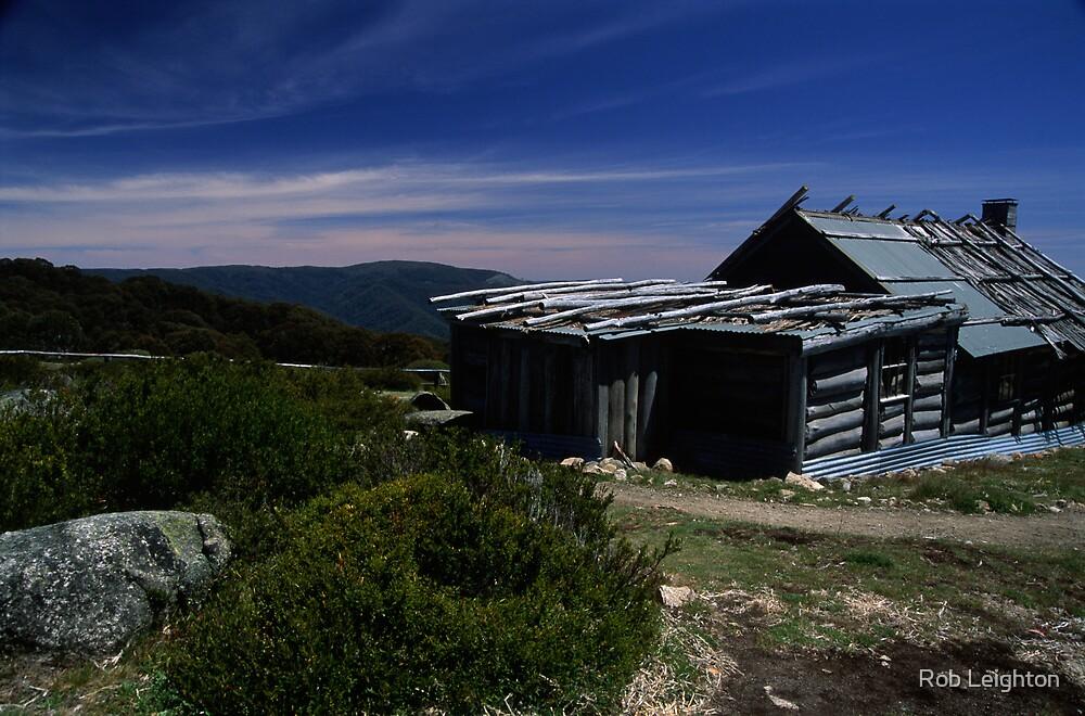 Craigs Hut by Rob Leighton