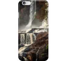 Iguaza Falls - No. 11 iPhone Case/Skin