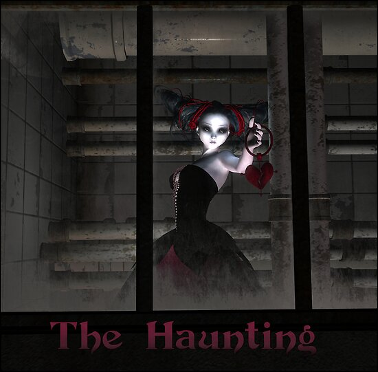 The Haunting by Rose Moxon